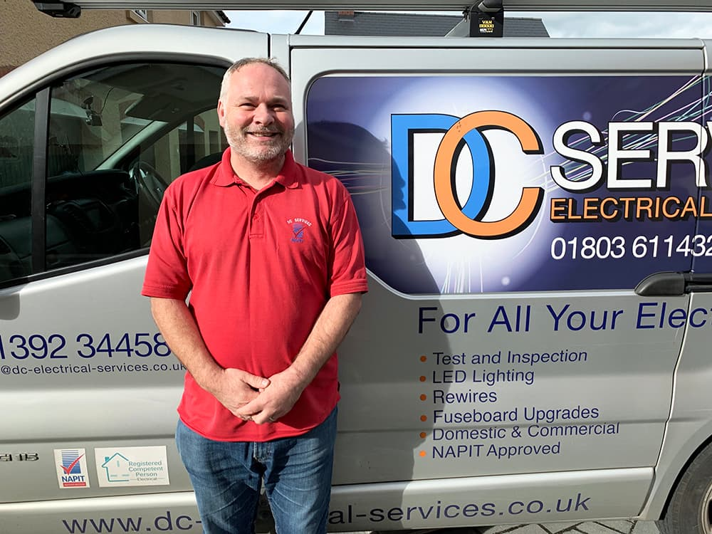 Dave Cook - DC Electrical Services